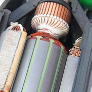 Động cơ dây quấn của ECO.32-T