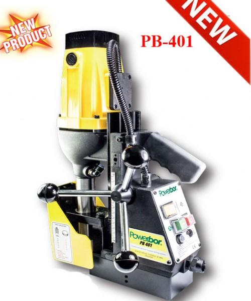 Máy khoan từ 12 - 40mm hiệu Powerbor PB-401